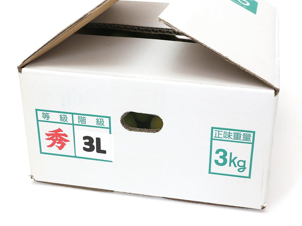 和歌山県産 南高梅 3kg 等級