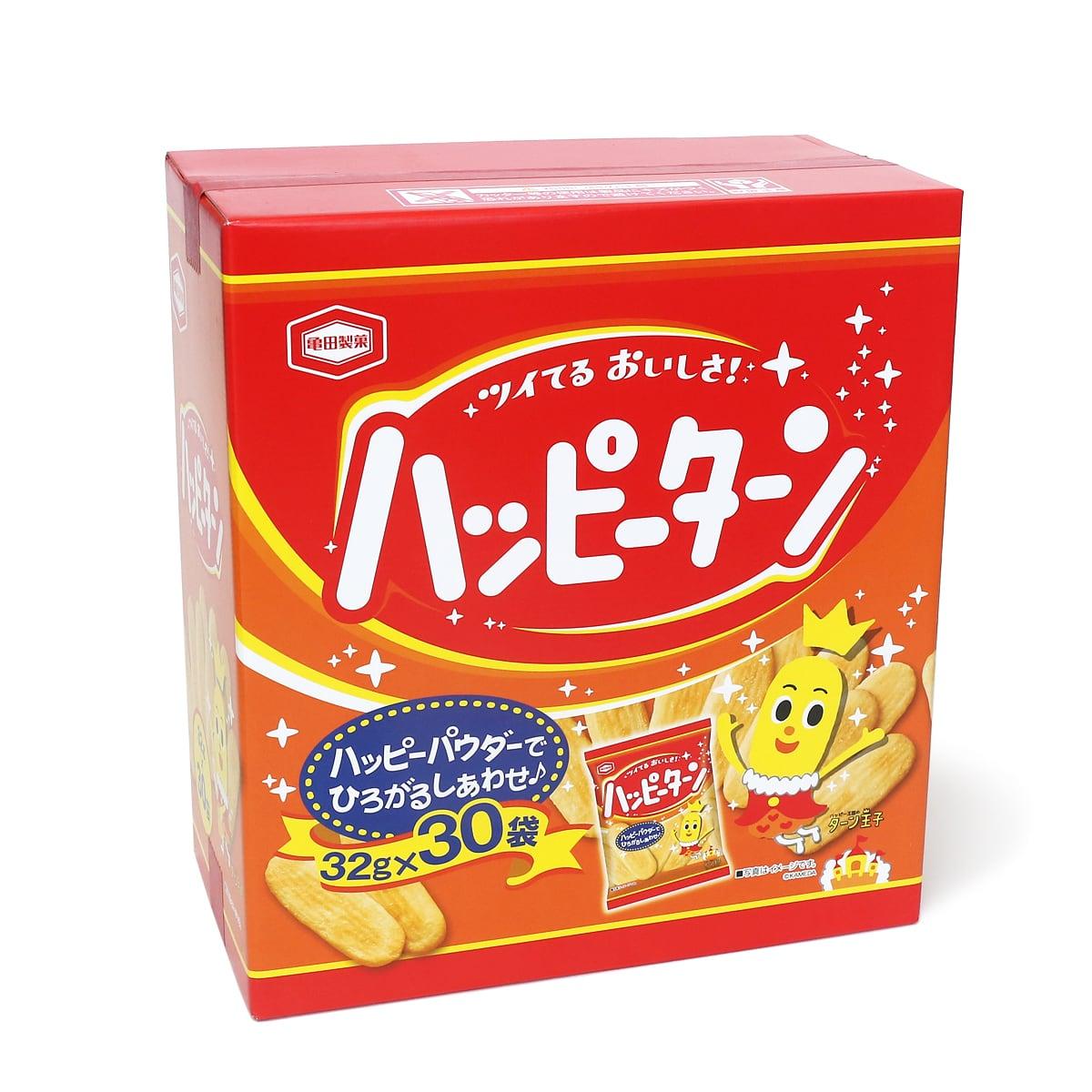 亀田製菓 ハッピーターン 大容量パック