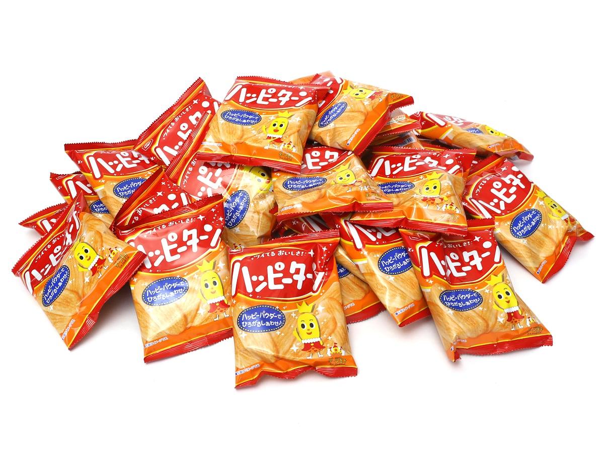 亀田製菓 ハッピーターン 大容量パック 全部出した