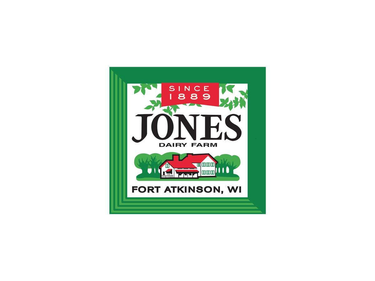 Jones Dairy Farm(ジョーンズデイリーファーム)ロゴ