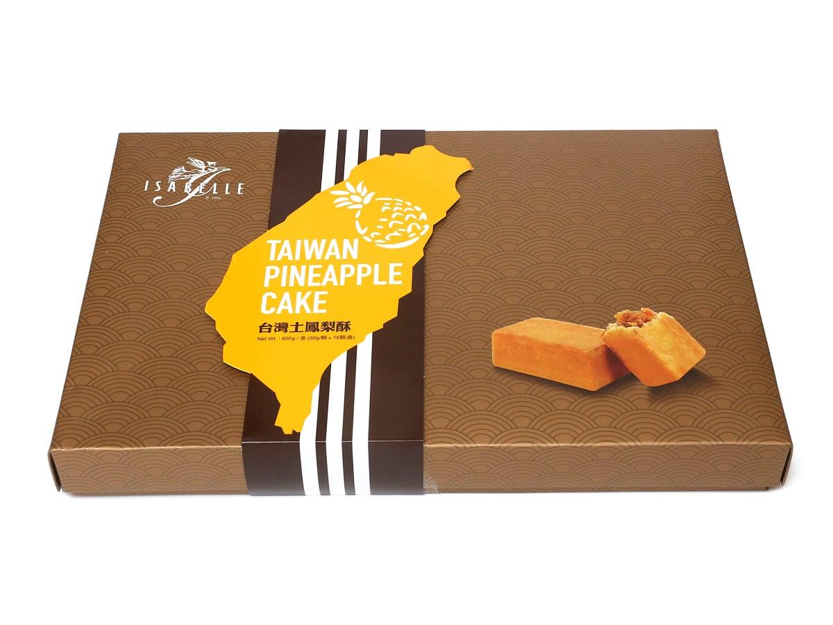 台湾のコストコ購入品 パイナップルケーキ