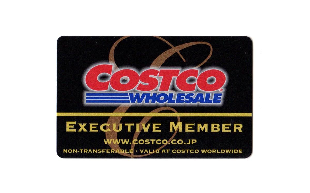 エグゼクティブ会員 会員カード