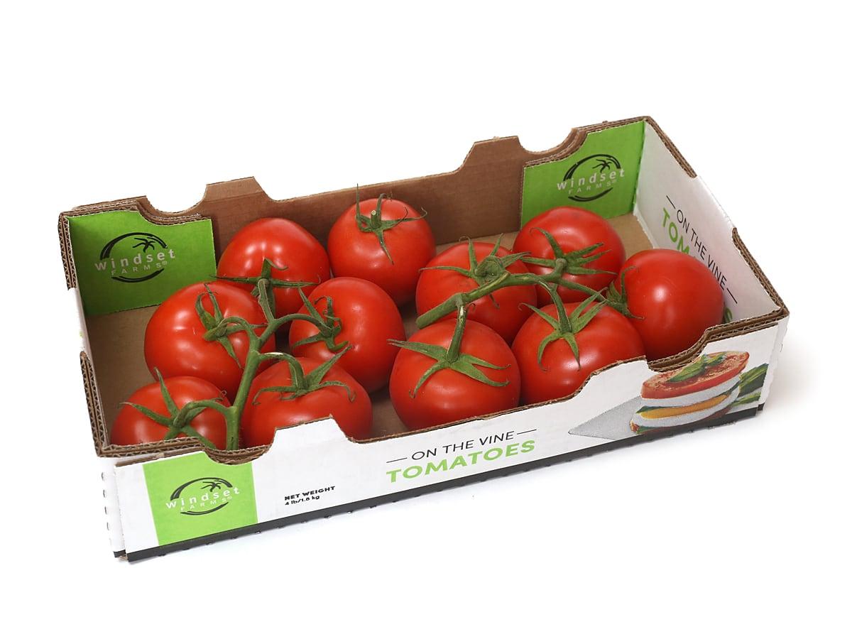 カナダ産 房付トマト 1.8kg