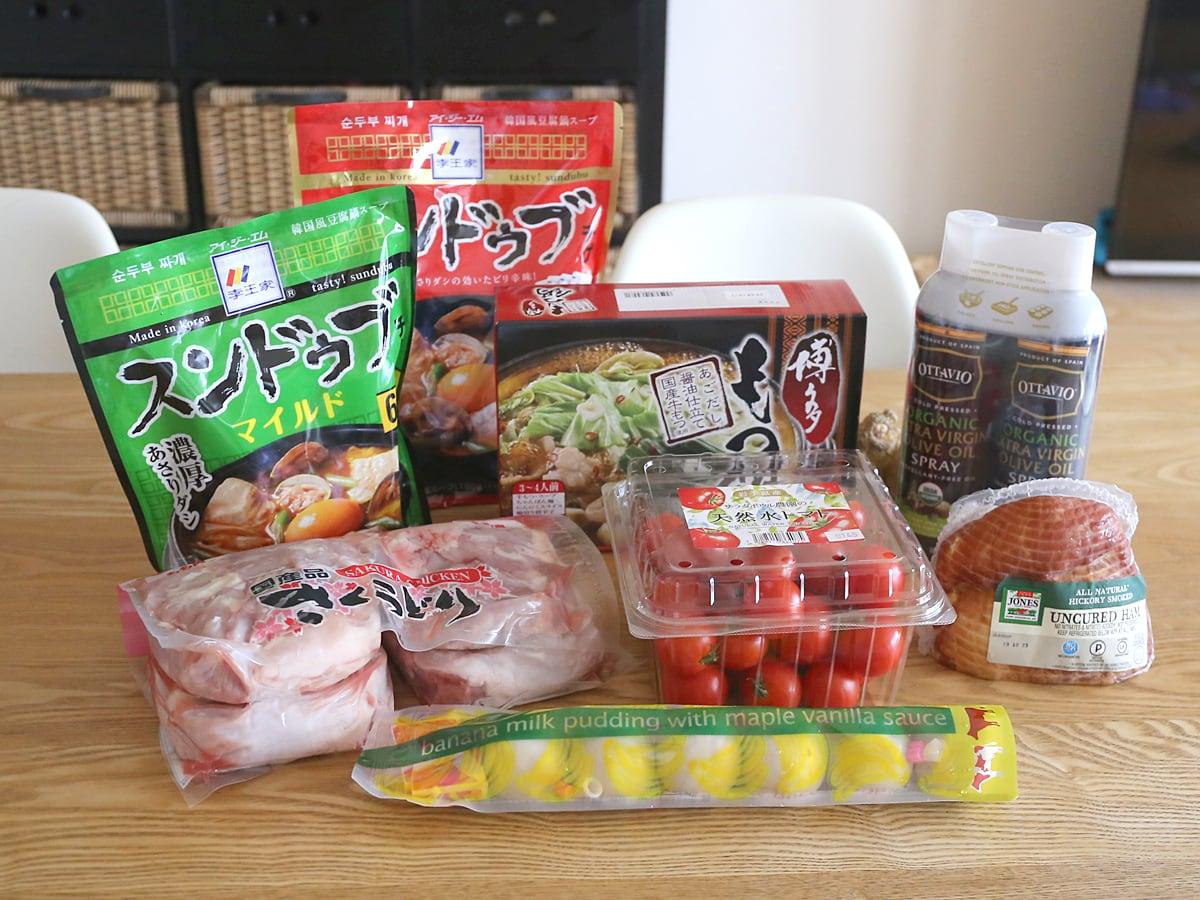 コス子のコストコ購入品!2019年10月3日(博多モツ鍋セット・スンドゥブチゲほか)