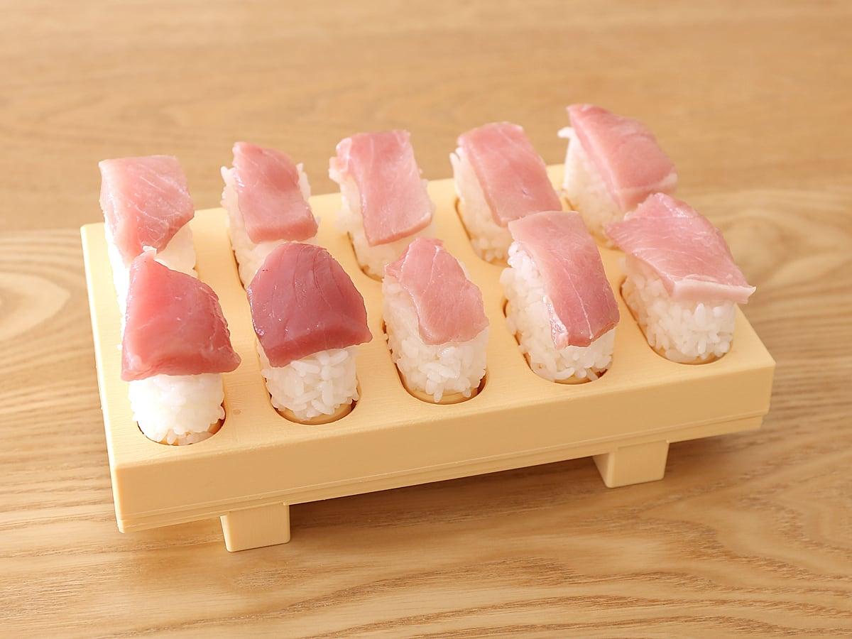 大分県産 刺身用生本まぐろ まぐろのお寿司