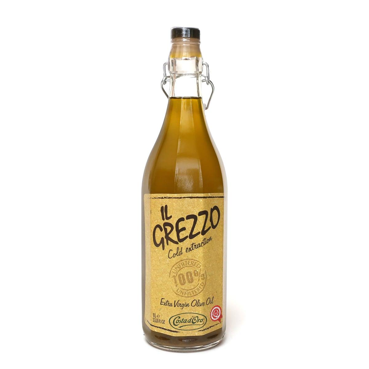 IL GREZZO(イル・グレッツォ) エキストラバージンオリーブオイル 913g×1本