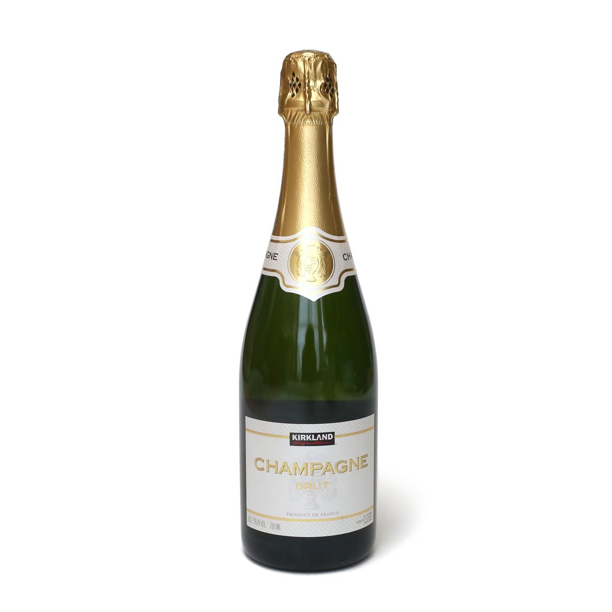 カークランドシグネチャー シャンパン ブリュット