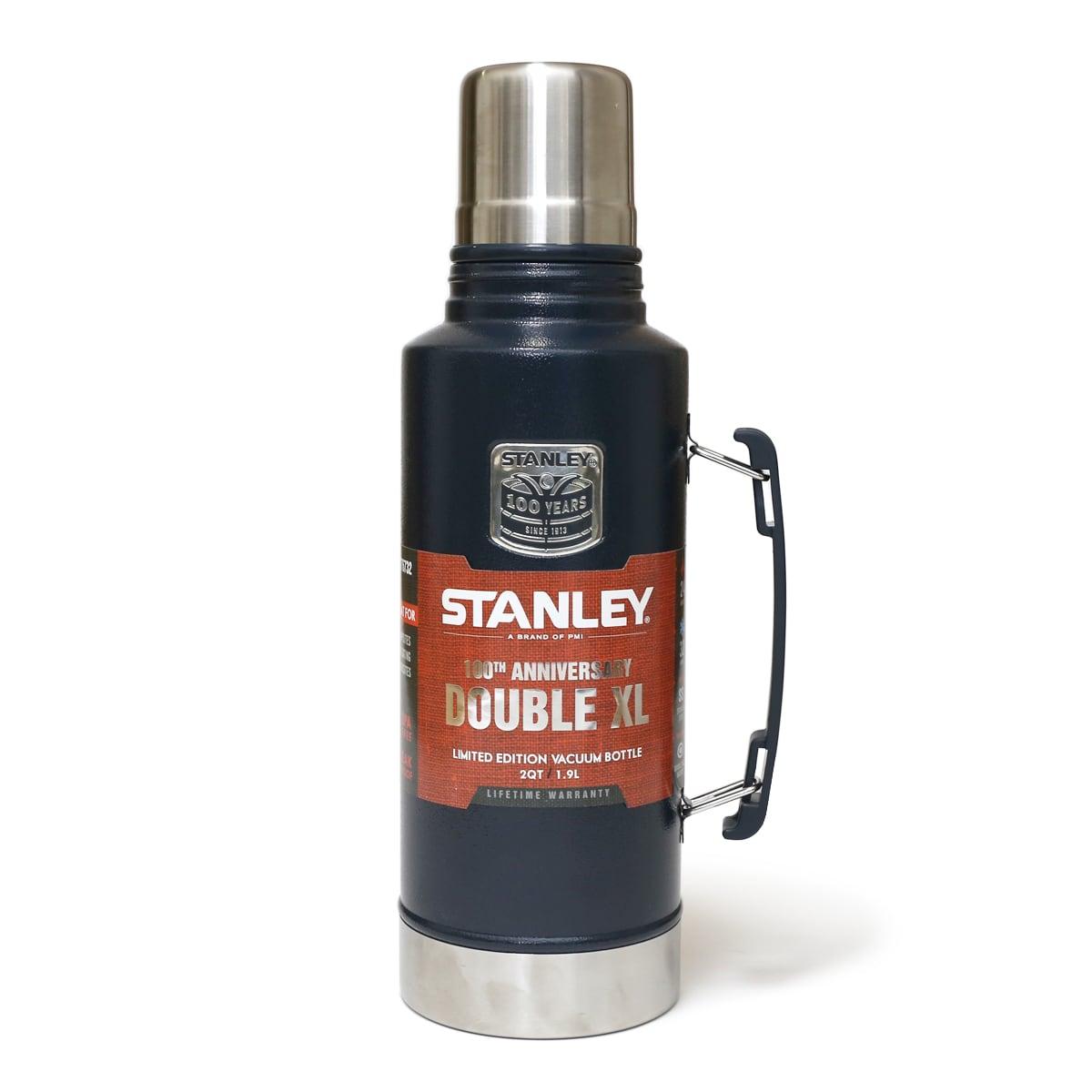 スタンレー ステンレスクラシック真空ボトル 2QT/1.9リットル