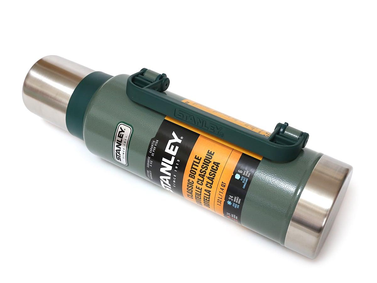 スタンレークラシックボトル(水筒)1.4QT/1.32リットル 取っ手部分