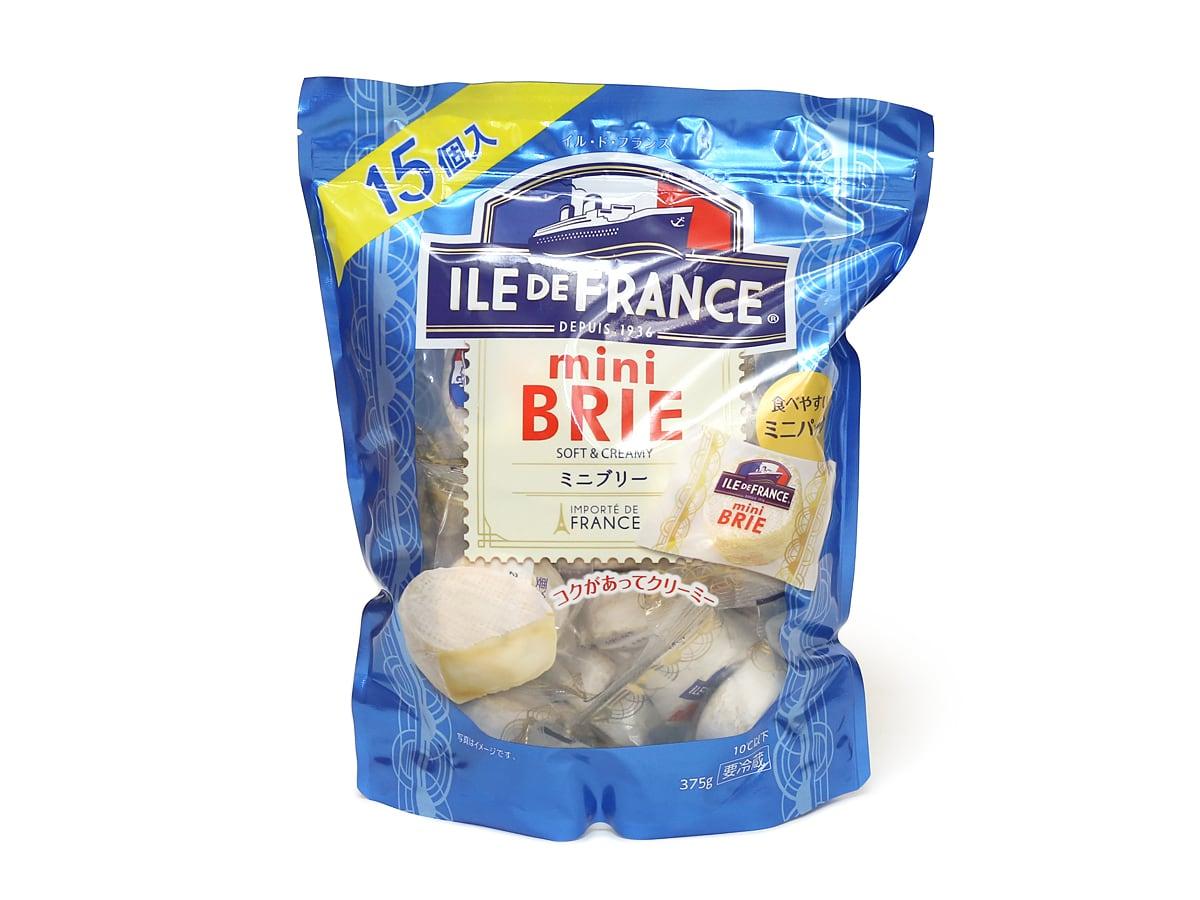 イル・ド・フランス ミニブリーチーズ 15個入り