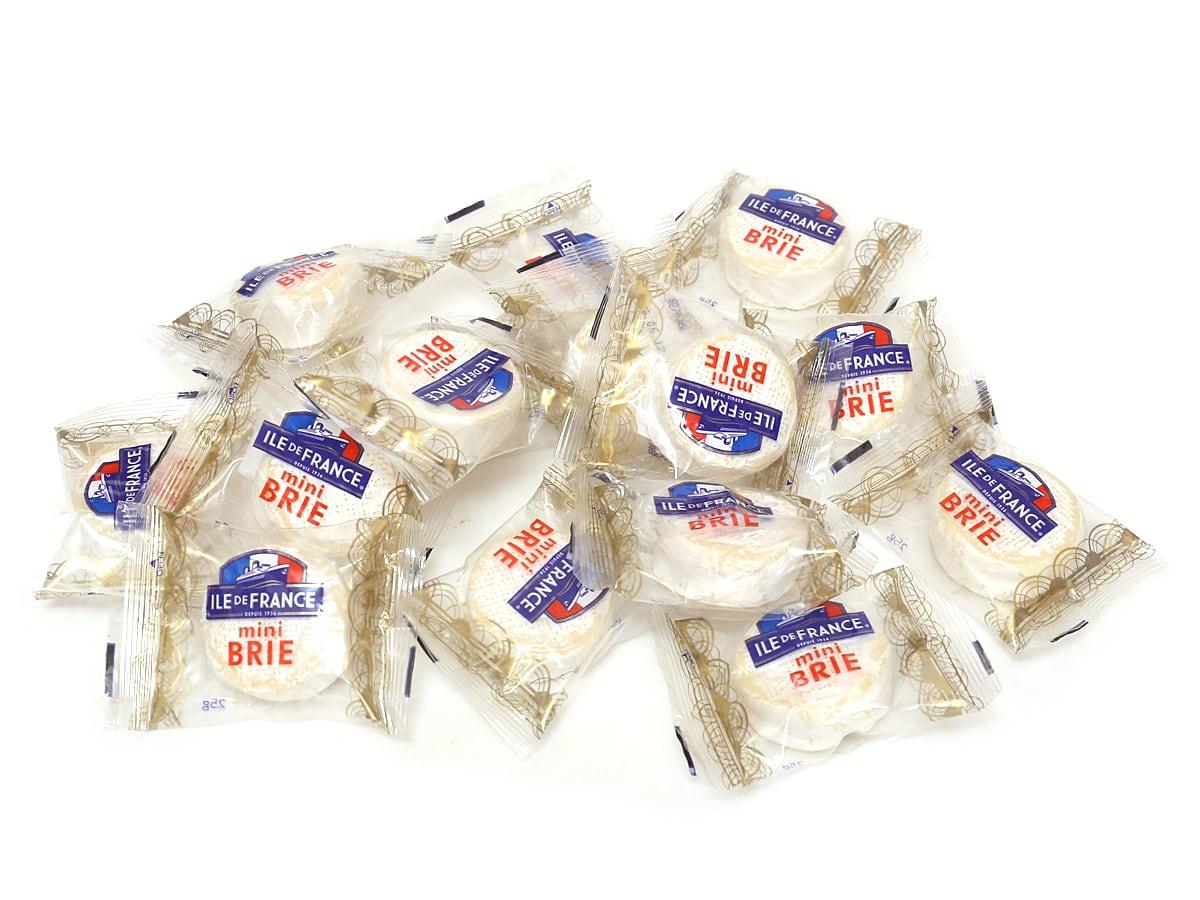 イル・ド・フランス ミニブリーチーズ 15個入り 全部出した