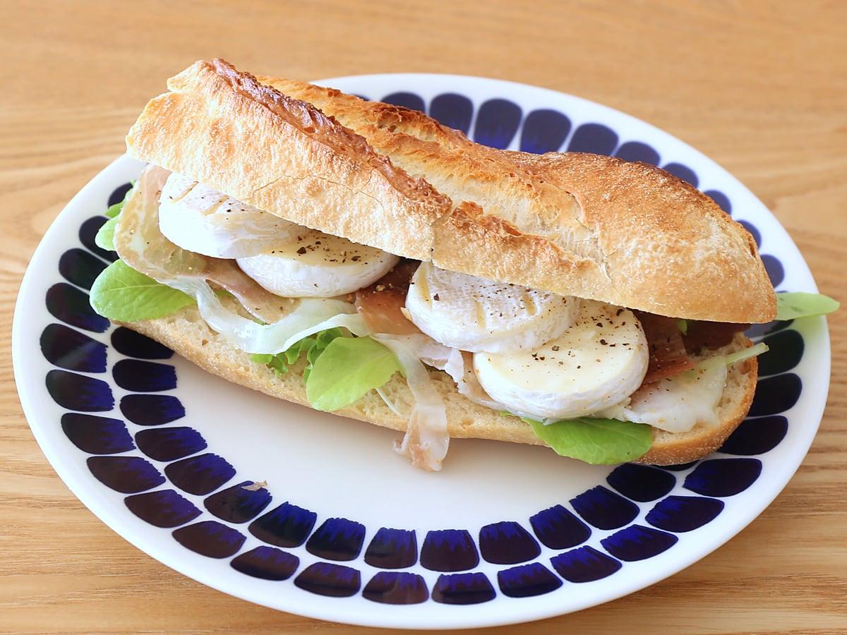 メニセーズ バゲット サンドイッチ