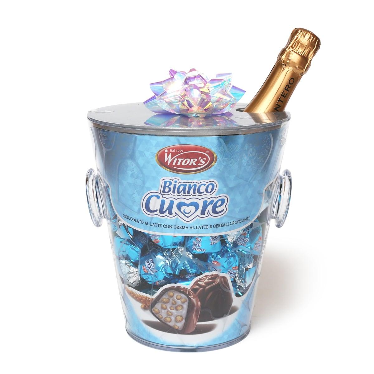 ウィダーズ バケット(チョコレート&スパークリングワイン)
