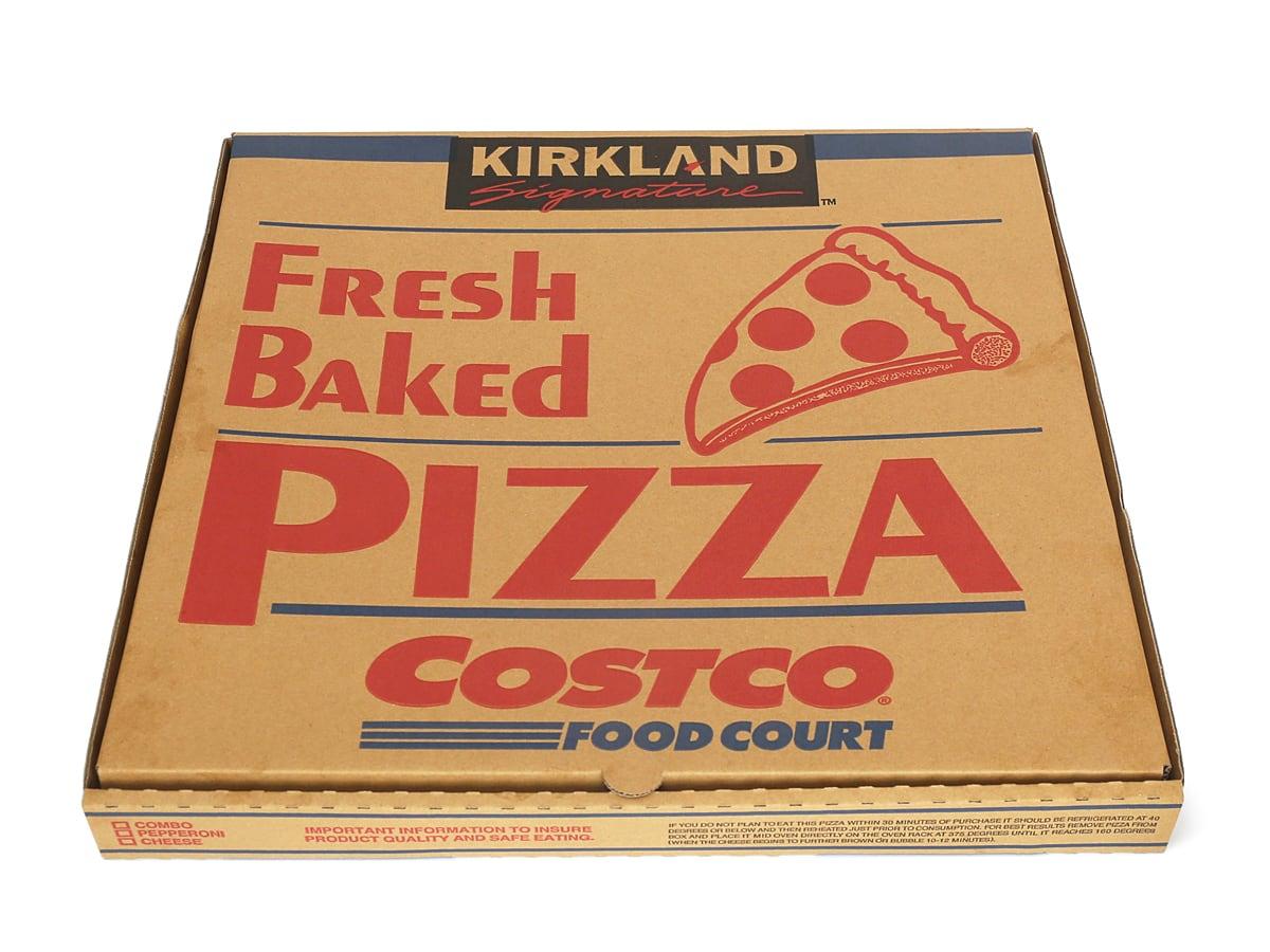フードコート ホールピザ コンボピザ 外箱