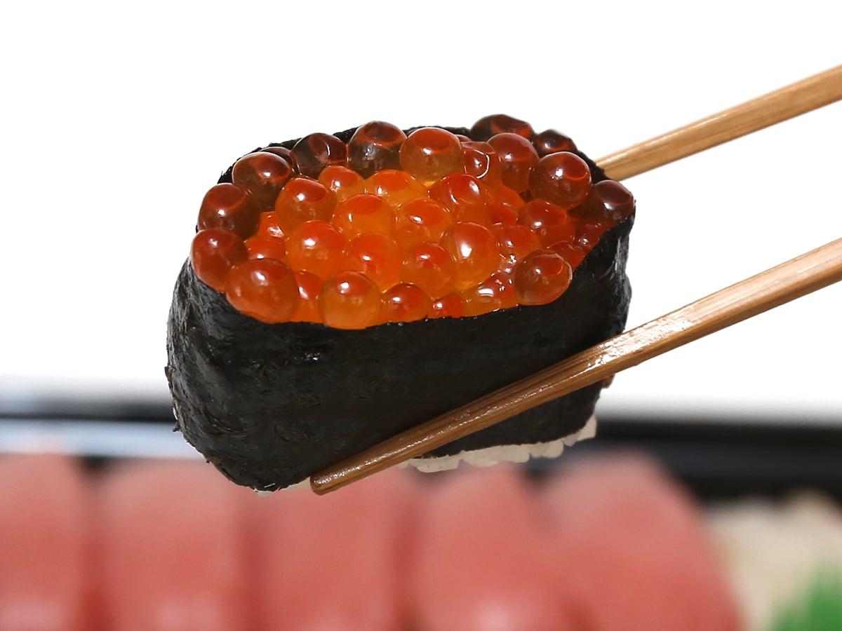 特選ファミリー盛46貫 プレミアム寿司コンボ いくら