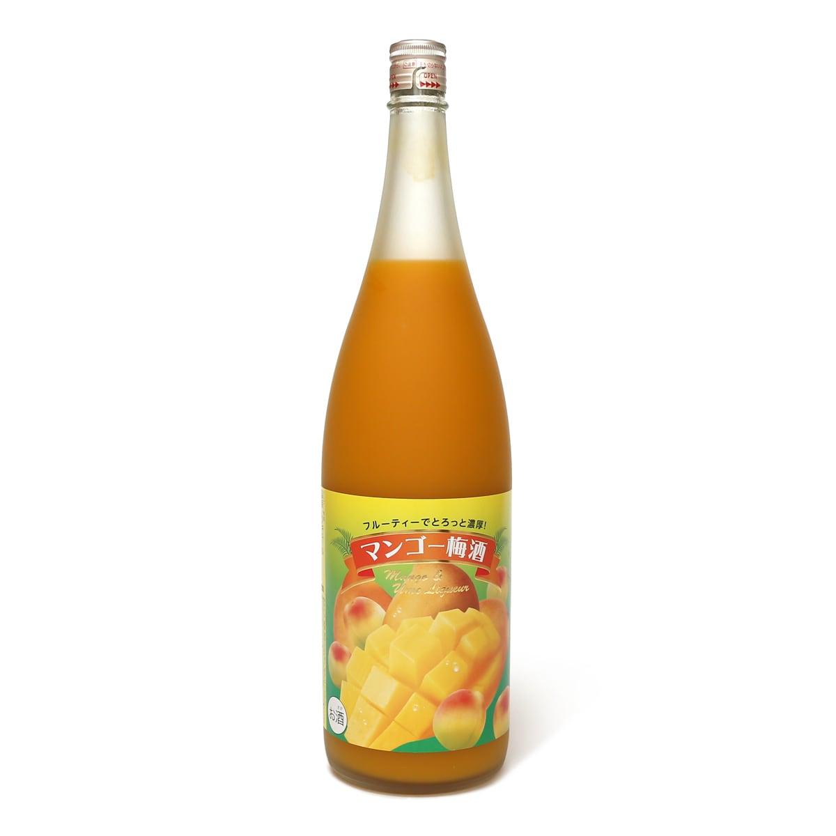 中田食品 マンゴー梅酒 1.8L