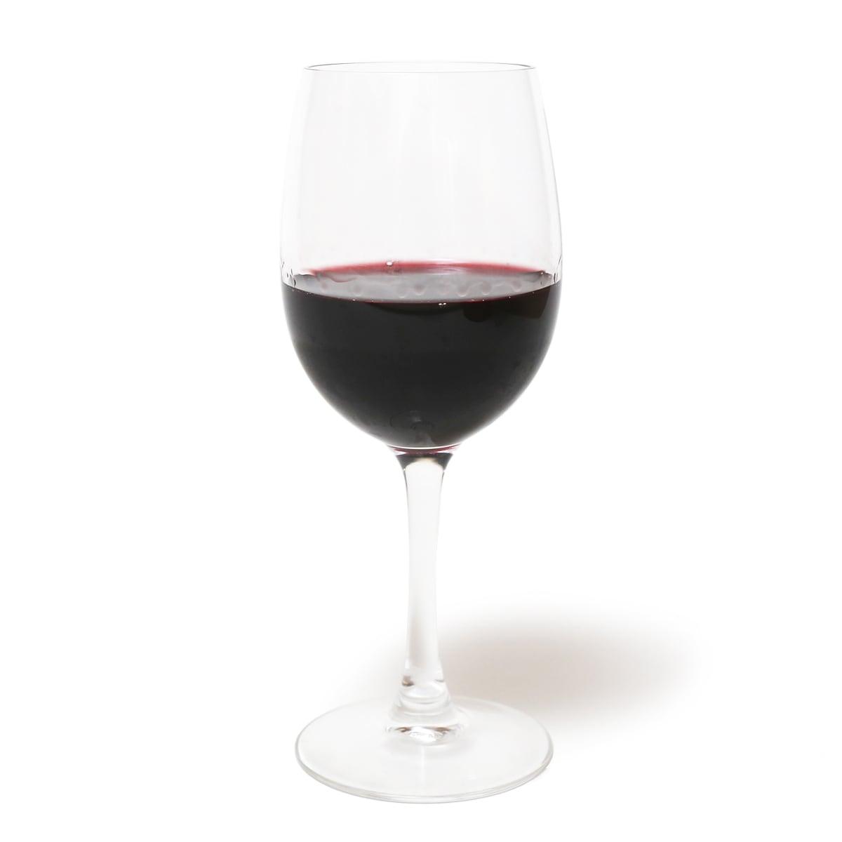 シックス・エイト・ナイン ナパ・ヴァレー レッド グラスに注いだ