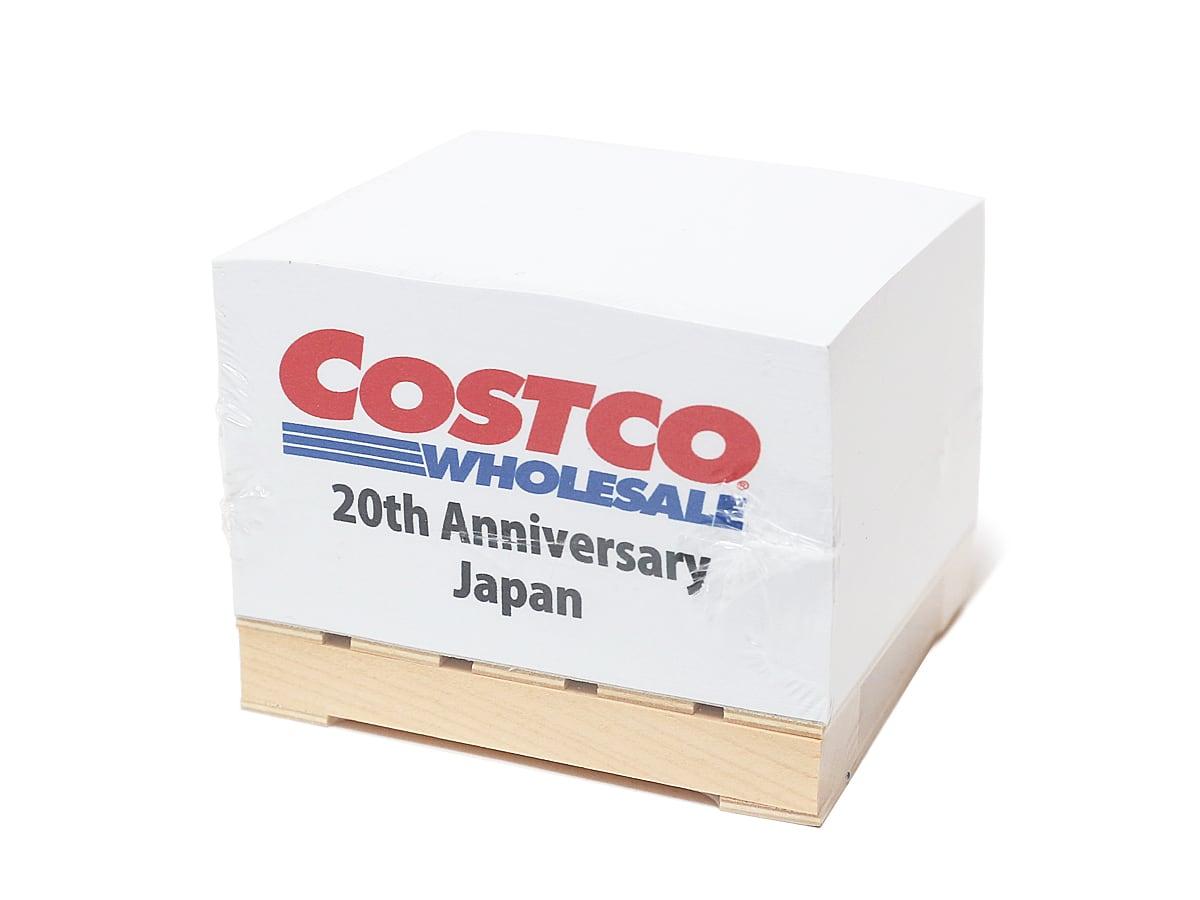 コストコ20周年記念ポストイット