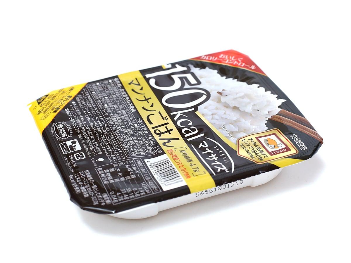 大塚食品 マイサイズアソート 12パック入り マンナンごはん