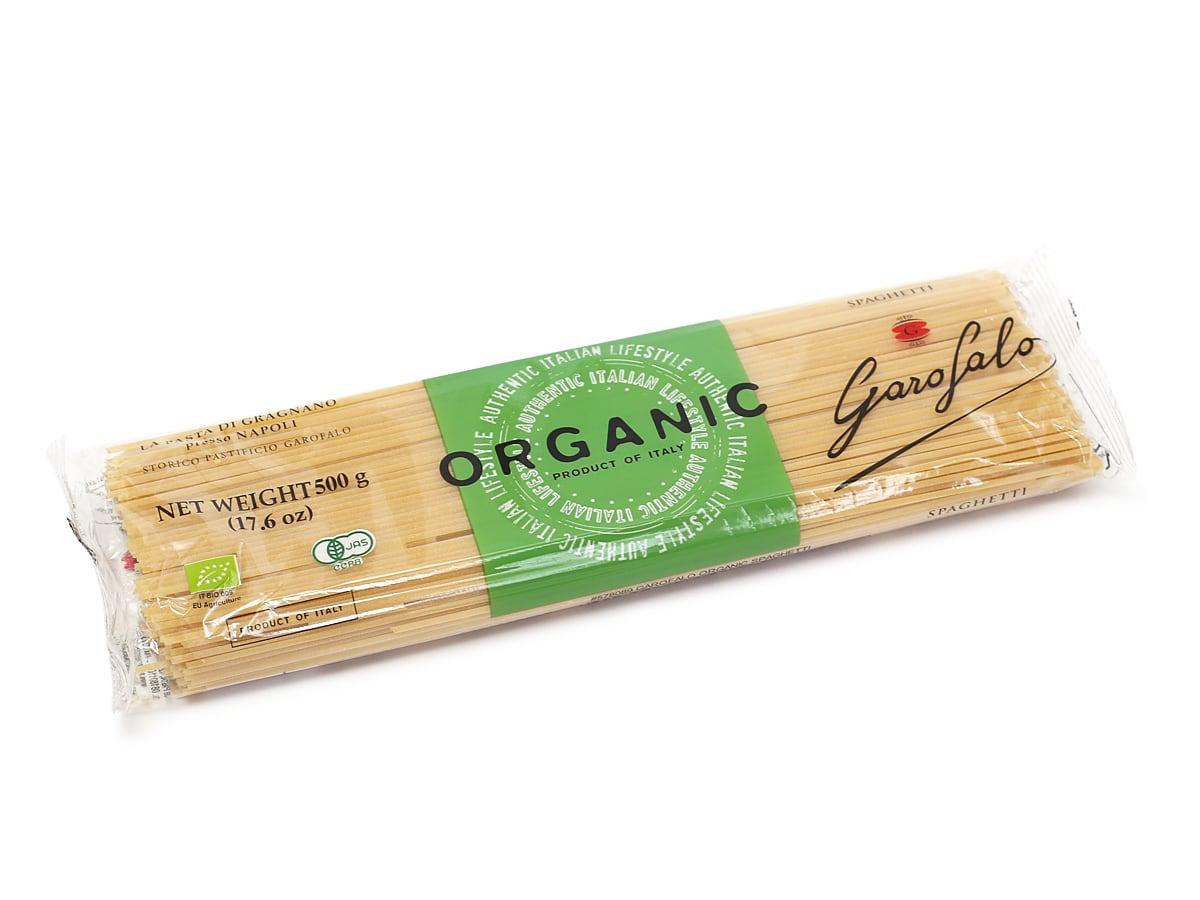 ガロファロ オーガニックスパゲティー 500g