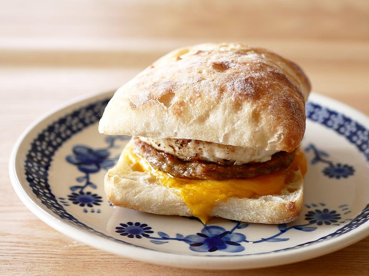 アーティザンロール サンドイッチ