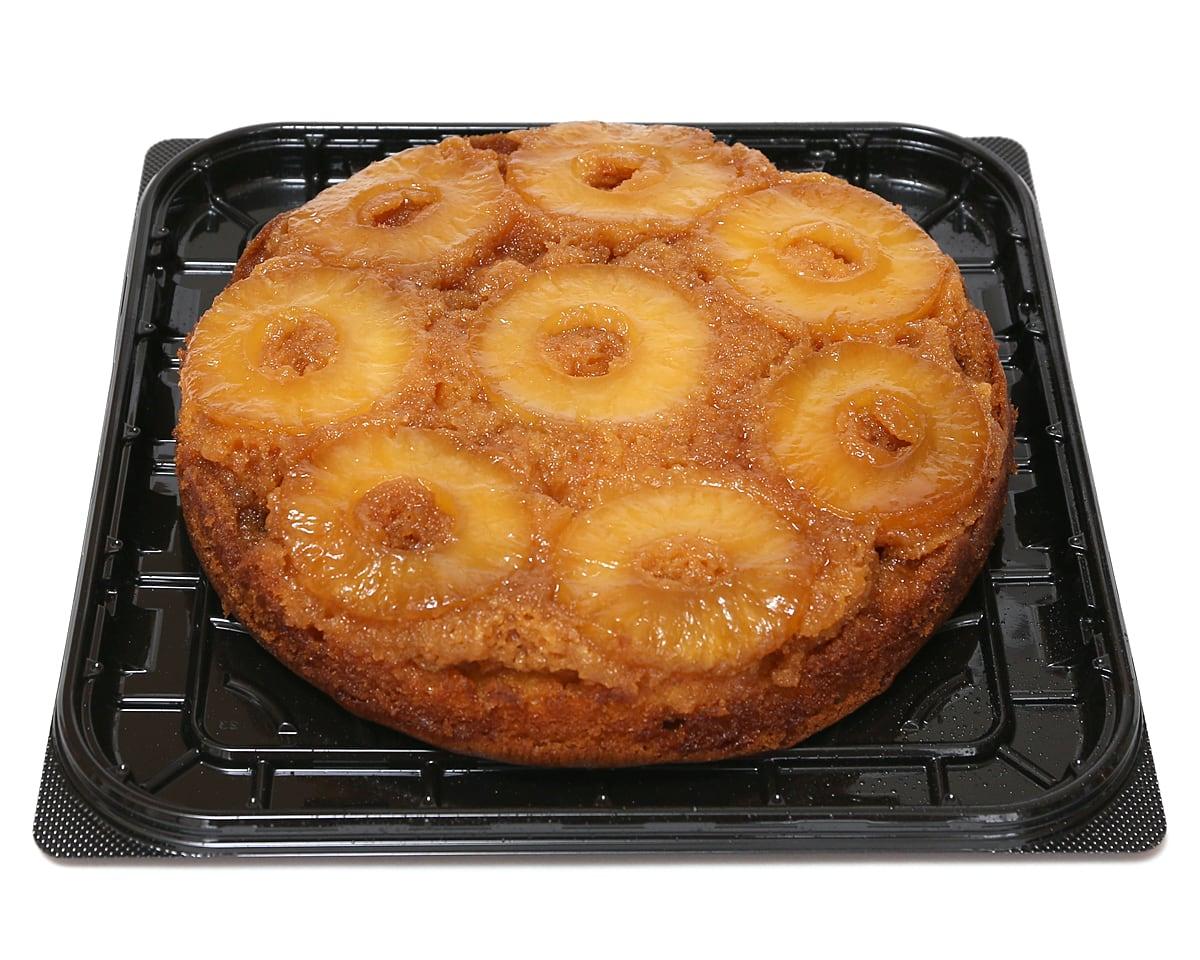 パイナップルアップサイドダウンケーキ 開封