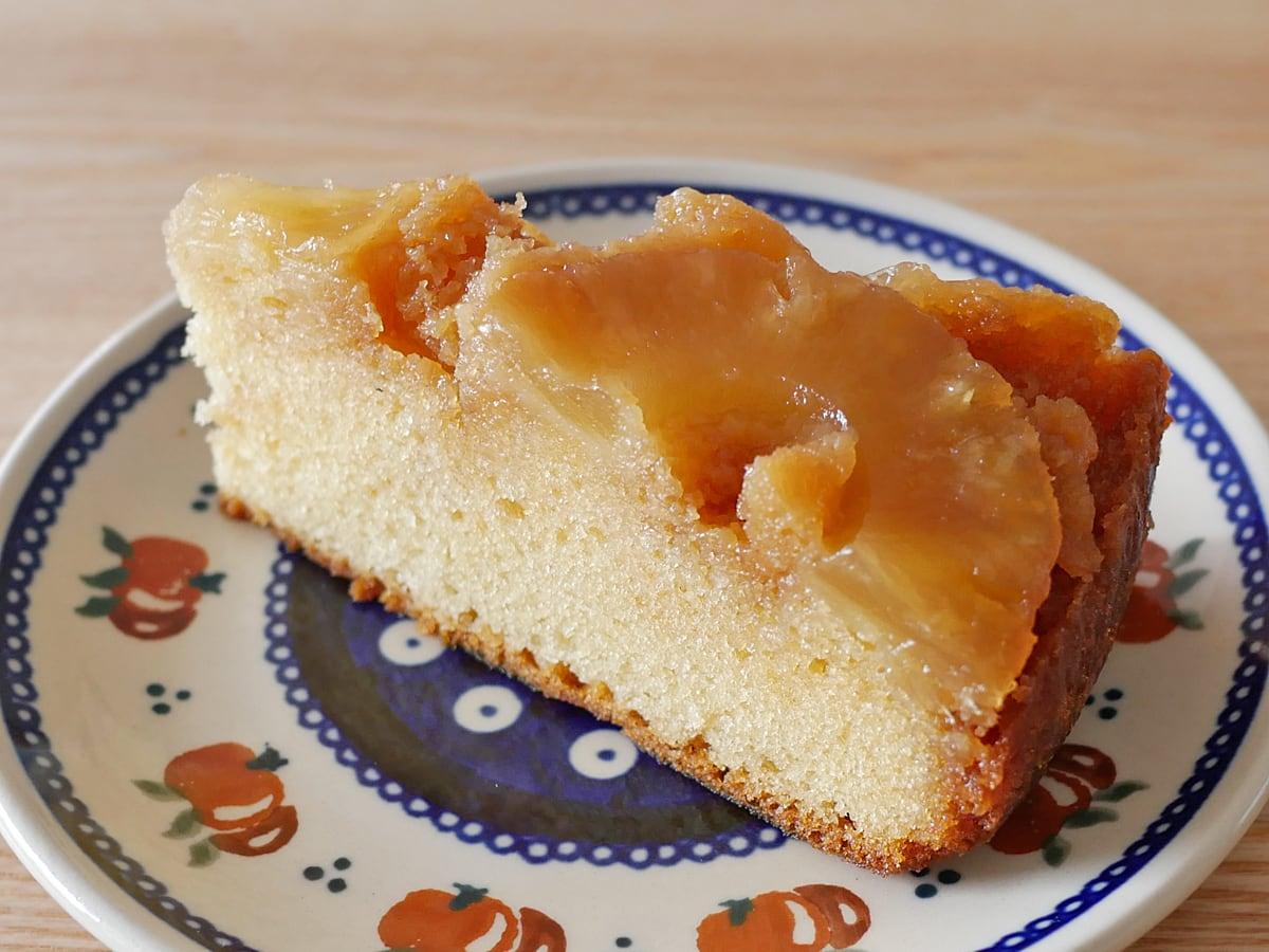 パイナップルアップサイドダウンケーキ 1ピース