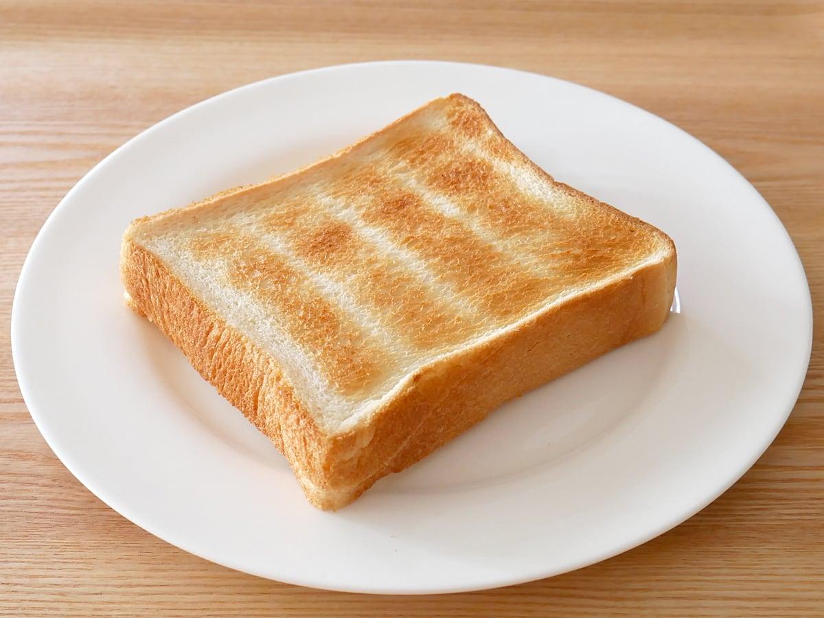 クイジナート メタルトースター 4枚用(RBT-1285PCJ) トースト(食パンを焼いた)