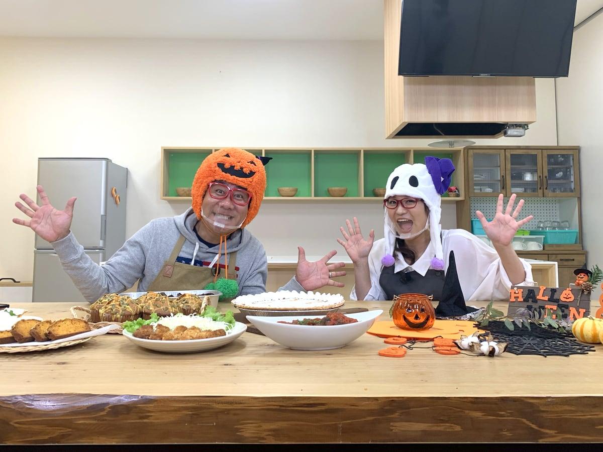 RKB「タダイマ!」 高田課長とコス子