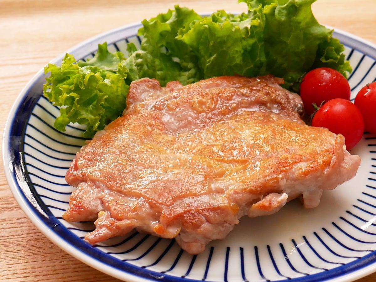 コストコのさくらどりもも肉の美味しい焼き方【動画バージョン】