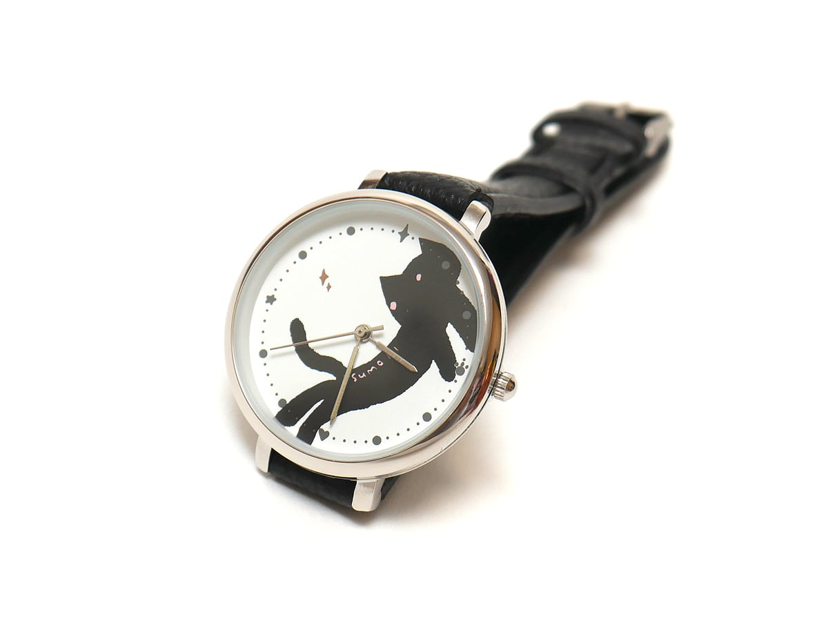 扶桑社「クックパッドプラス」2021年冬号 付録の腕時計