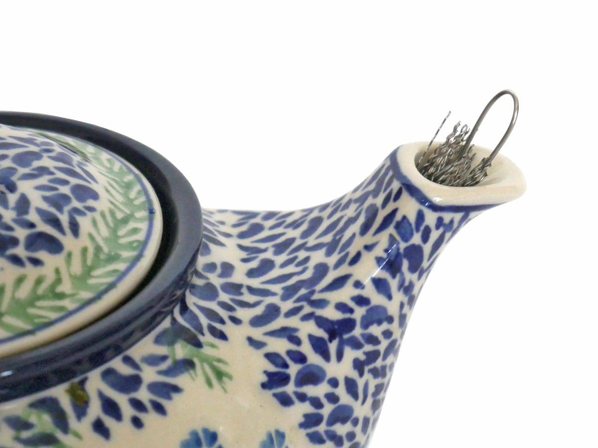 インサートティーストレーナー(紅茶漉し) 使用例