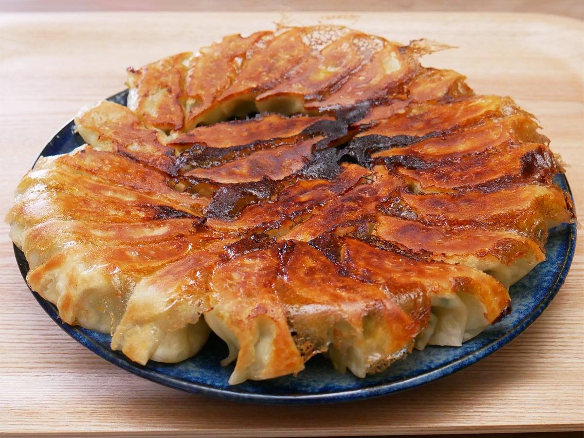 腸詰めポーク(生ソーセージ)国産豚肉使用 1.5kg 餃子を作ってみた