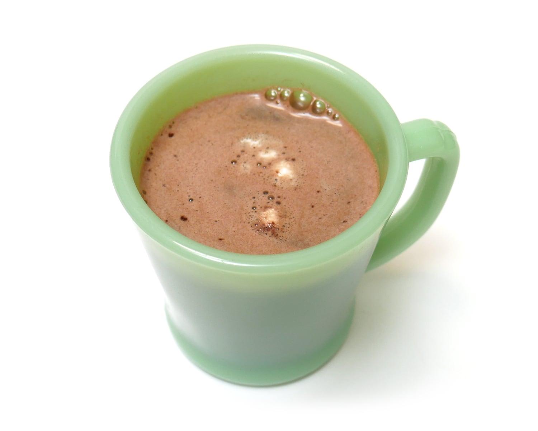 スイスミス ミルクチョコレートココア マシュマロ入り 作ってみた