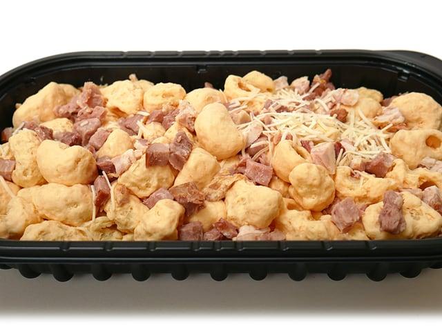 ベーコンマック&チーズ 開封