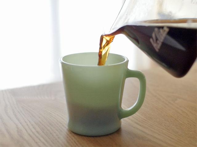 ザビダ フレーバーコーヒー ヘーゼルナッツバニラ 907g コーヒーを入れた