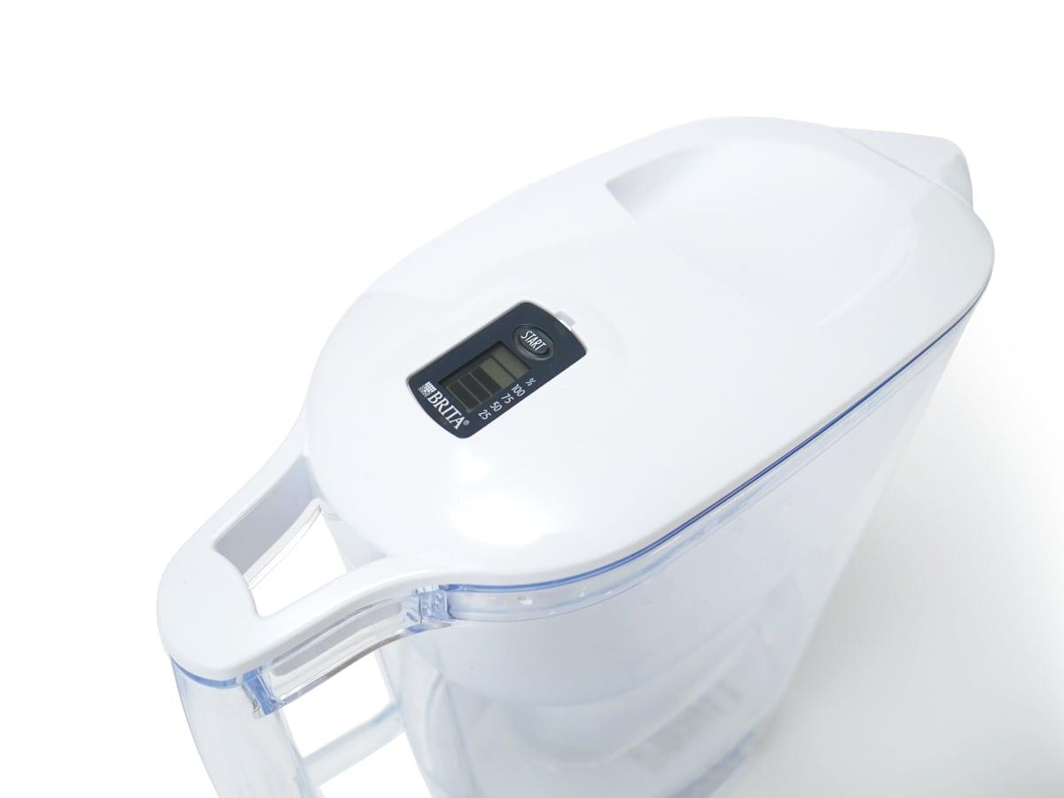 ブリタ アルーナ 2.4L ポット型浄水器 液晶メモ