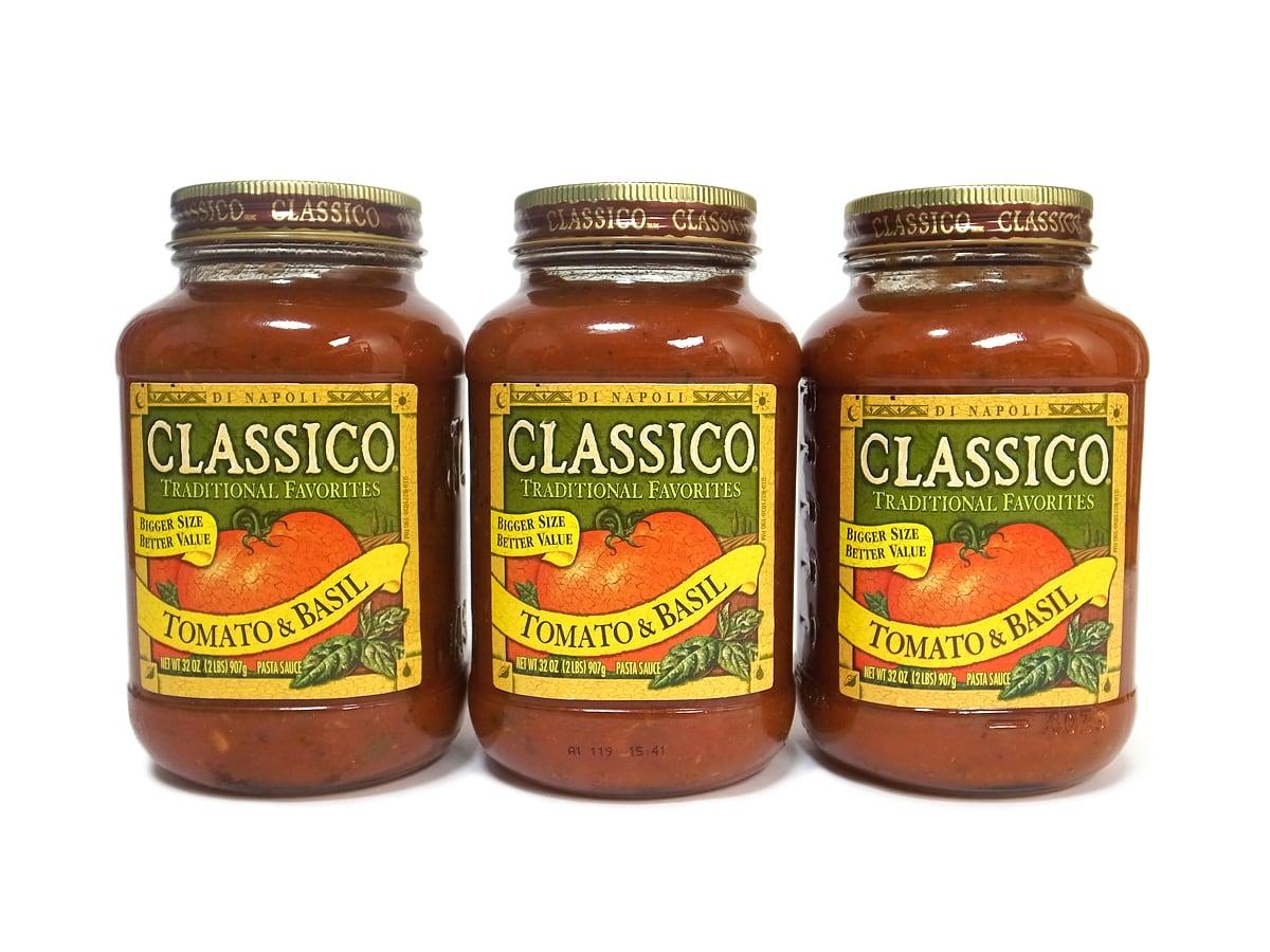 CLASSICO パスタソース トマト&バジル