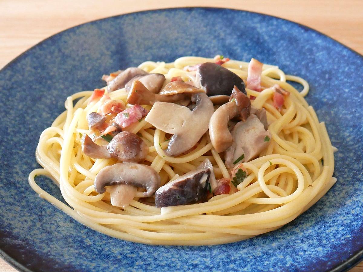 CUCINA Sartor(クチーナサルトル) マッシュルームミックス 使用例:キノコクリームパスタ