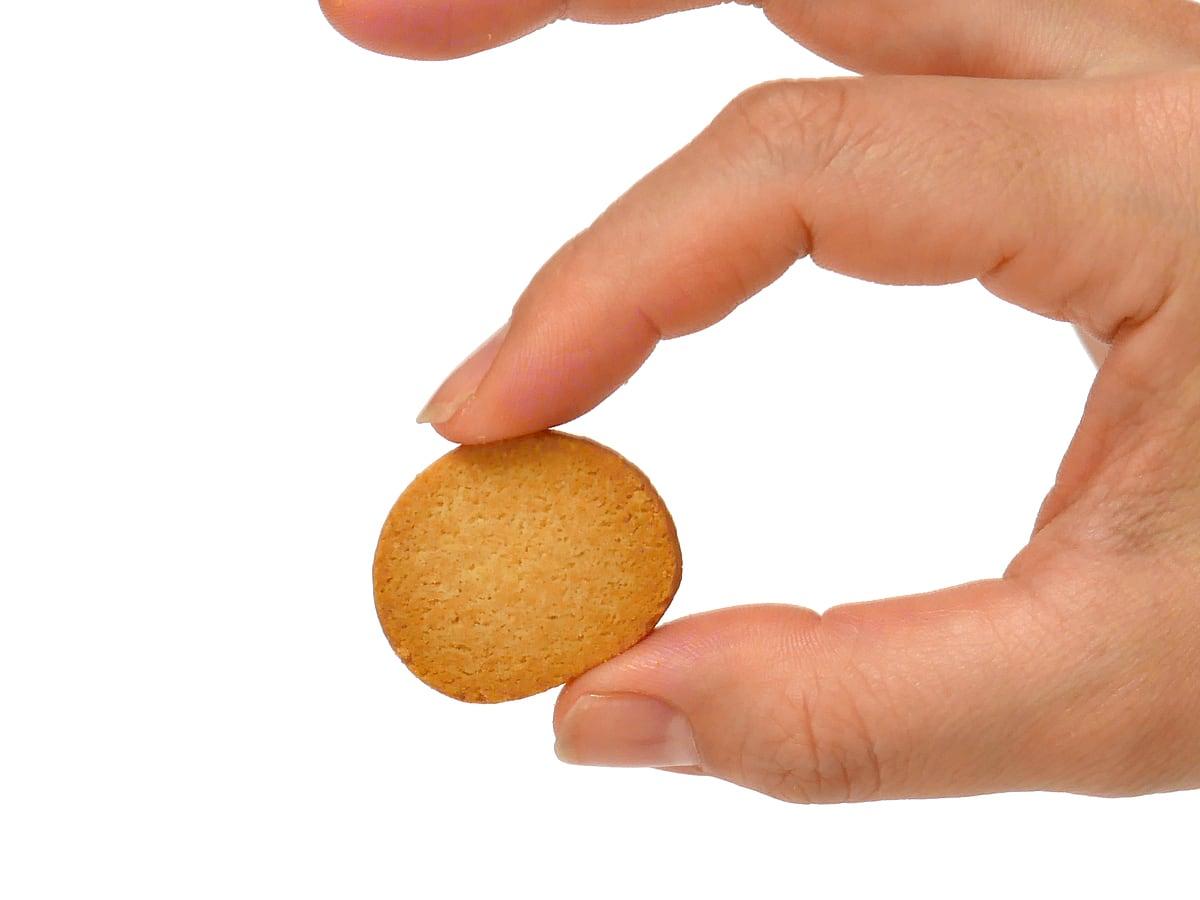 低糖質 プロテインクッキー 1枚