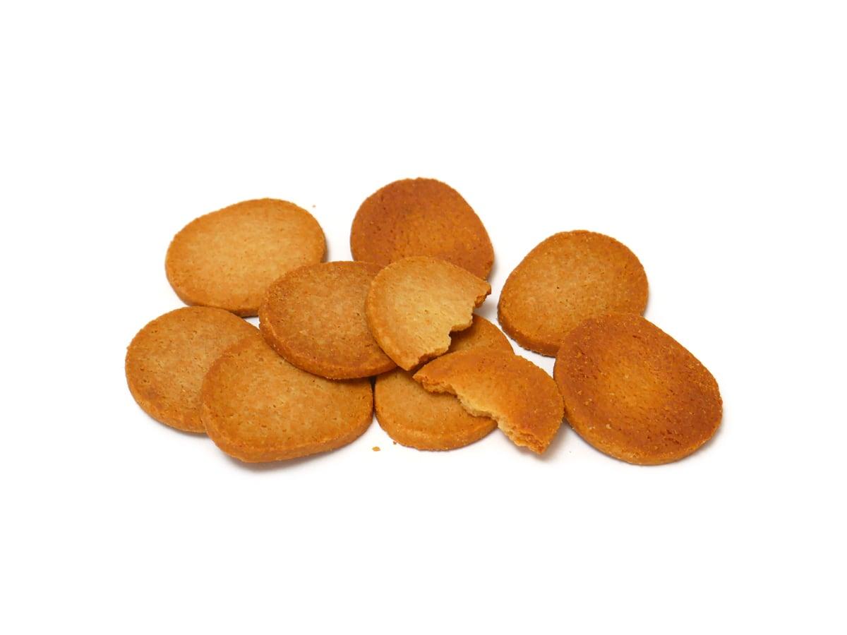低糖質 プロテインクッキー 1日分(開封中身)