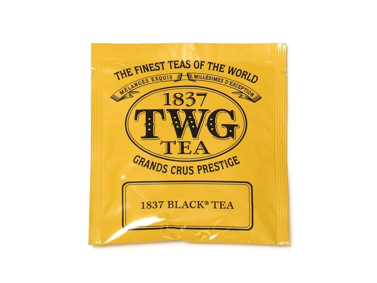 TWG 1837ブラックティー 1パック