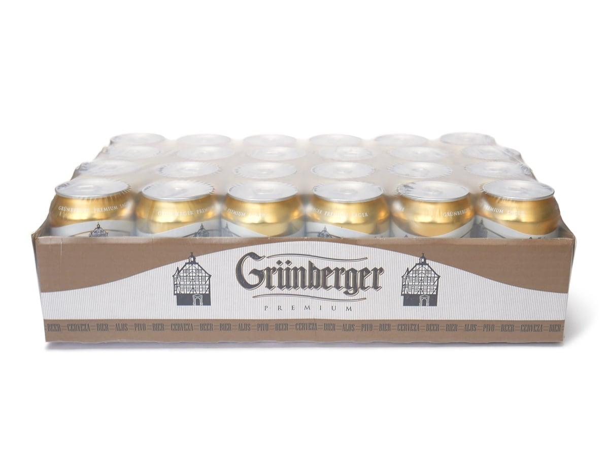 ヴォルファスエンゲルマン グルンベルガー ラガービール 330ml×24缶