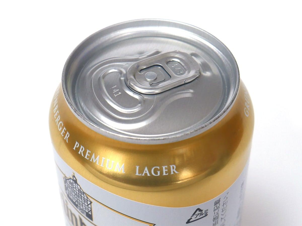 ヴォルファスエンゲルマン グルンベルガー ラガービール プルトップ