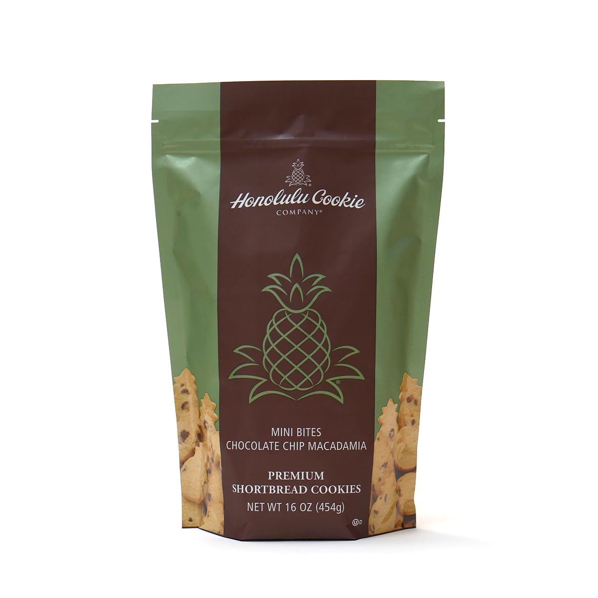 ホノルルクッキーカンパニー チョコチップマカダミアクッキー