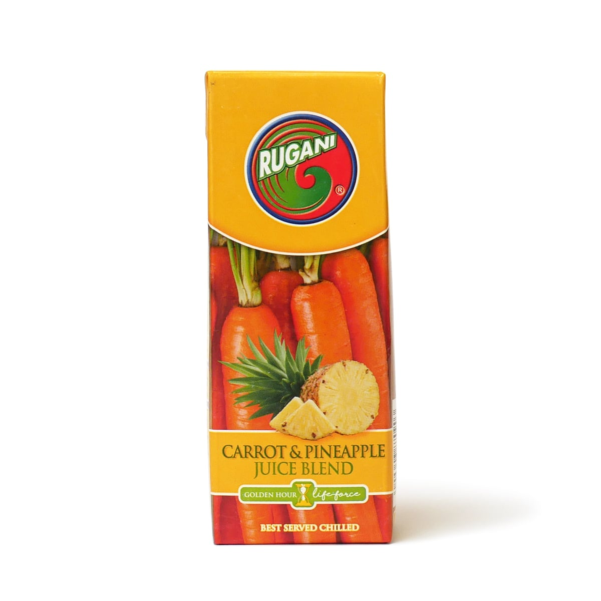 ルガーニ キャロット&パイナップルミックスジュース 1本