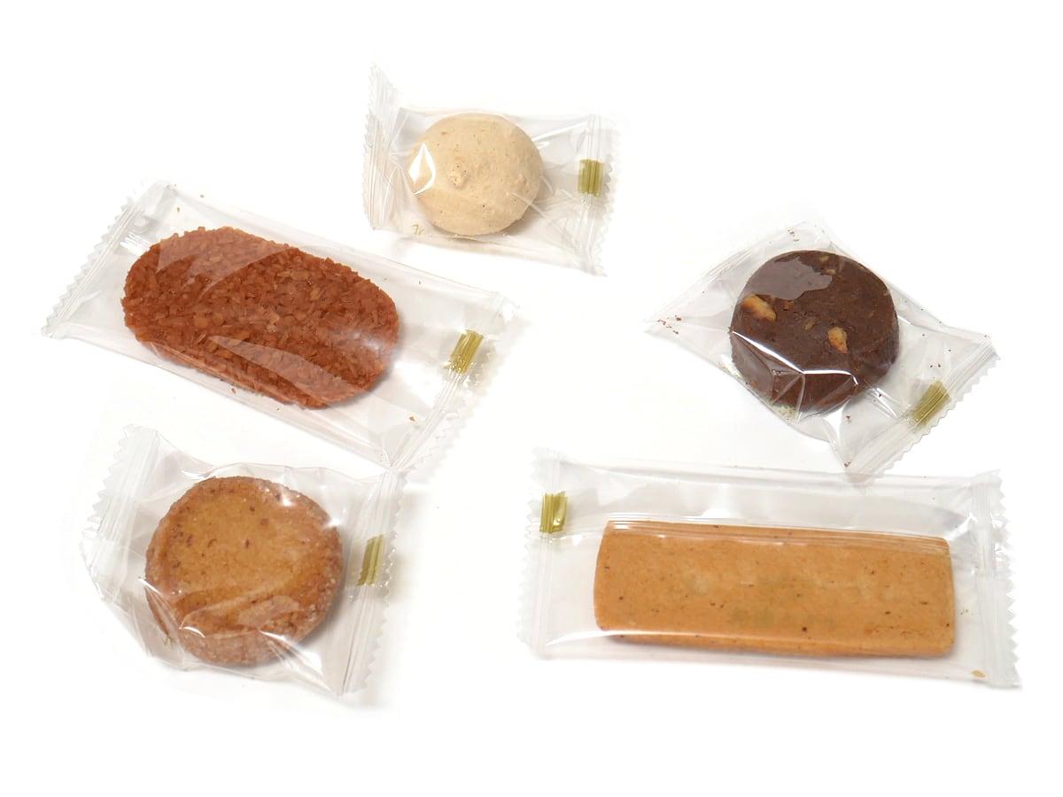 帝国ホテル クッキーアソート 5種類のクッキー