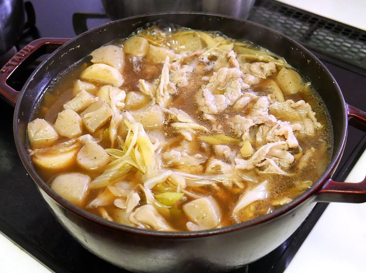 USAビーフ バラ芋煮用スライス 芋煮