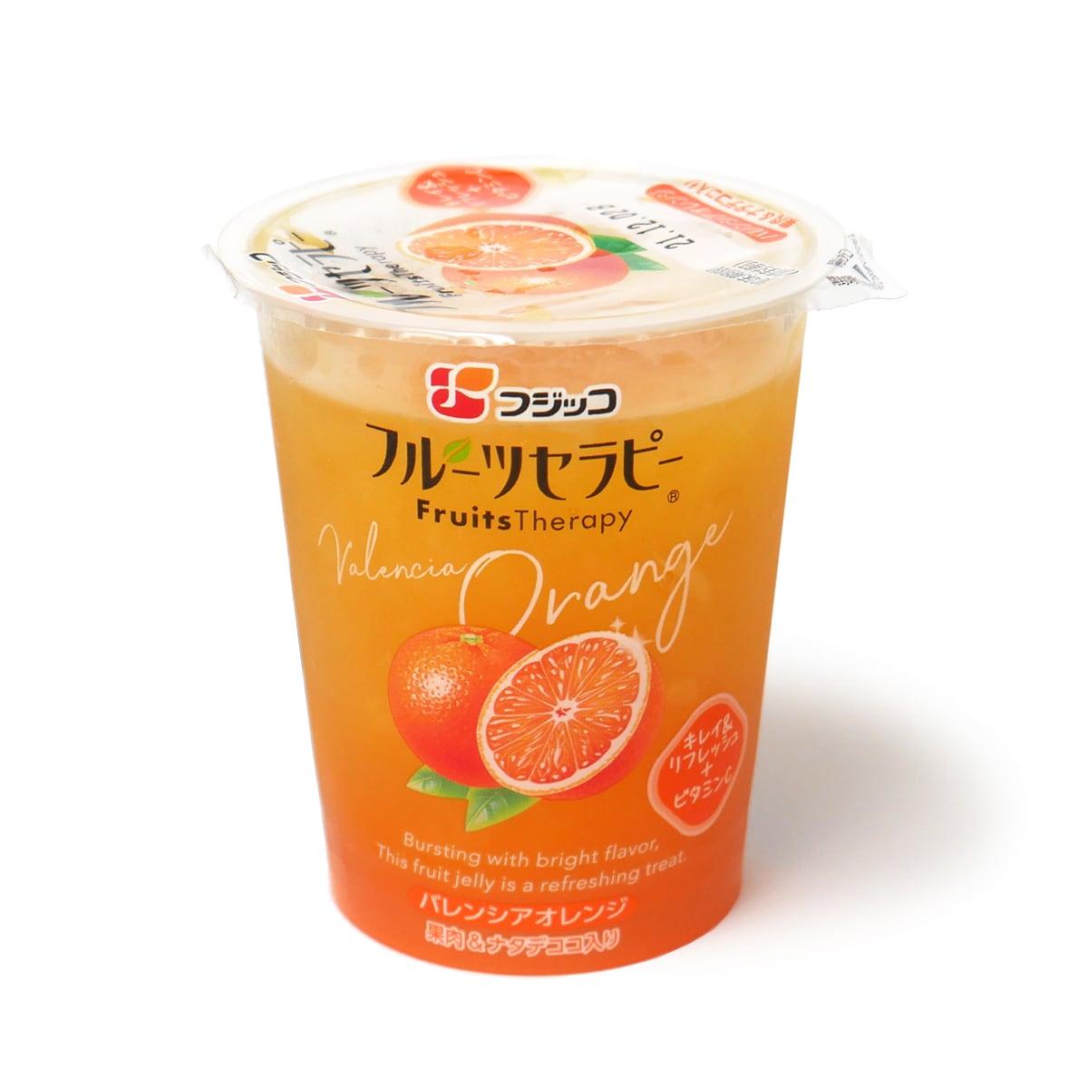 フジッコ フルーツセラピー バレンシアオレンジ 1個
