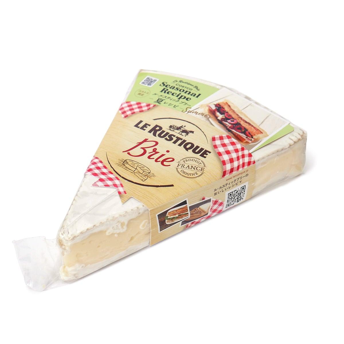 ル・ルスティックブリー(ブリーチーズ)350g